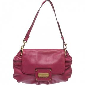 Marc Jacobs Single leather handbag - PINK - STYLE