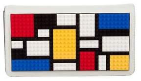 Les Petits Joueurs Micro Janis Mondrian Lego Clutch