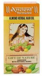 Ancient Formula Almond Hair Oil by Hesh Pharma (200ml Oil)