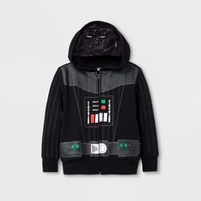 Star Wars Toddler Boys' Darth Vader Hoodie - Black