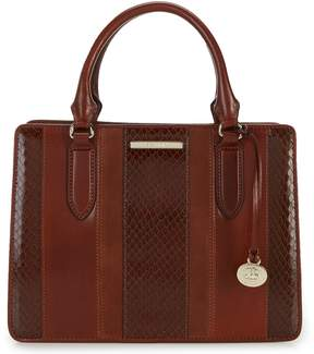 Brahmin Windsor Collection Small Camille Satchel
