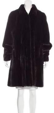 Escada Reversible Mink Fur Coat