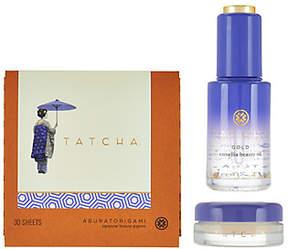 Tatcha 3-piece Camellia Beauty Collection