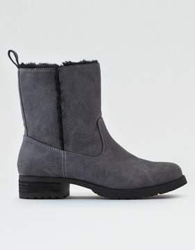 American Eagle Outfitters AE Fur Lug Boot