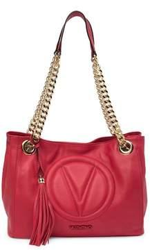 Mario Valentino Valentino By Luisa 2 Leather Shoulder Bag