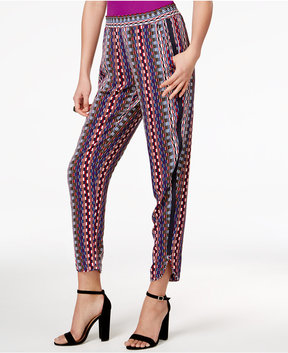 Armani Exchange Printed Harem Pants