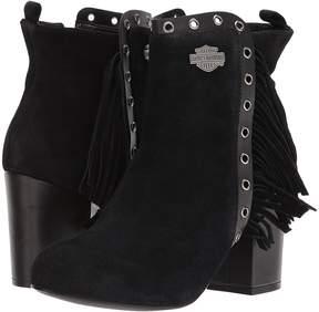 Harley-Davidson Kedison Women's Dress Pull-on Boots