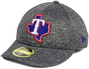 New Era Texas Rangers Shadowed Low Profile 59FIFTY Cap