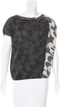 Dries Van Noten Alpaca Knit Sweater