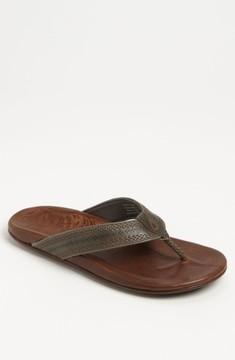 OluKai Men's 'Pookela' Flip Flop