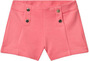 Mayoral Coral Pink Fitted Shorts