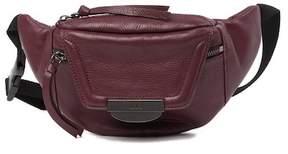 Kooba Panama Leather Belt Bag