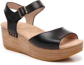 Dansko Women's Silvie Wedge Sandal