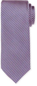 Neiman Marcus Textured Silk Tie