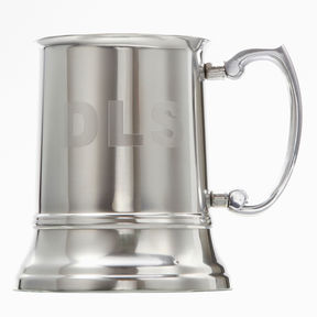 Accessories Engravable Stainless Steel Tankard Mug