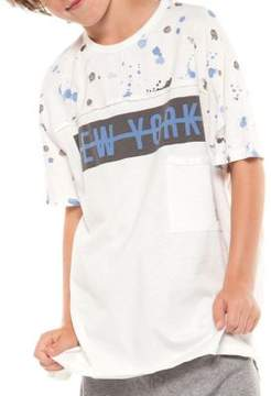 Dex Boy's Short-Sleeve Brooklyn Tee