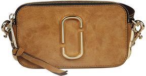Marc Jacobs Snapshot Small Camera Clutch Bag - BROWN - STYLE