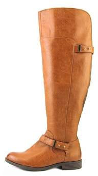 Bar III Womens Daphne Closed Toe Over Knee Riding Boots.