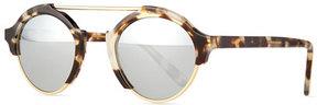 Illesteva Milan IV Round Sunglasses