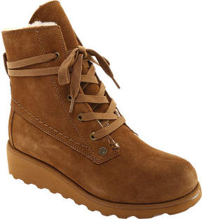 BearPaw Krista Lace-Up Ankle Boot (Women's)