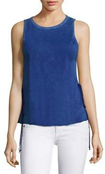Feel The Piece Kelton Velvet Tank Top