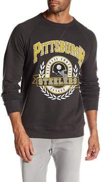 Junk Food Clothing Pittsburgh Steelers Sweatshirt