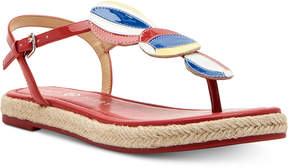Katy Perry Candice Flat Sandals Women's Shoes