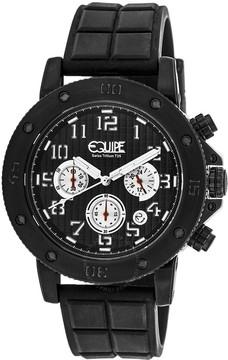 Equipe Tritium Arciform Black Dial Men's Watch