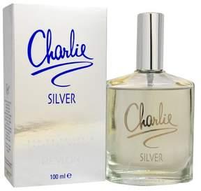Charlie Silver by Revlon Eau de Toilette Women's Spray Perfume - 3.4 fl oz