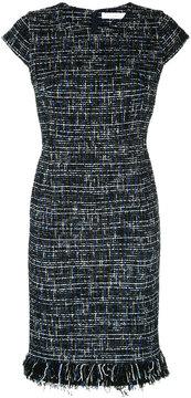 ESTNATION tweed dress