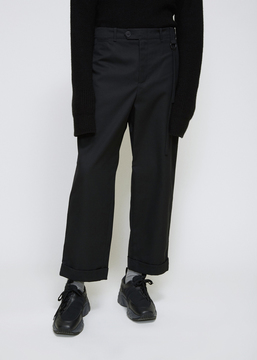 Craig Green Black Relaxed Tapered Trouser