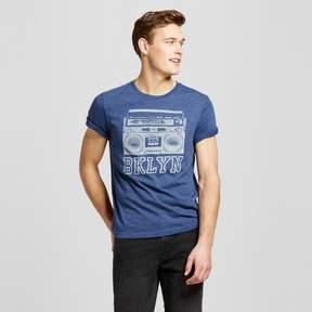 Awake Men's New York Boom Box T-Shirt - Navy