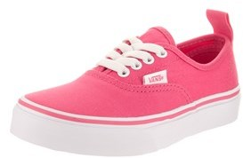 Vans Kids Authentic Elastic Skate Shoe.