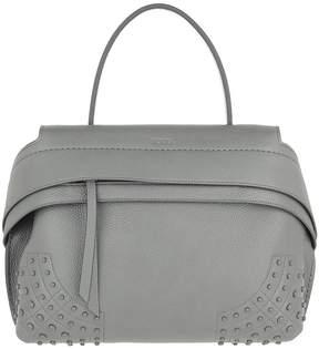 Tod's Wave Bag Gommini Small Dark Grey