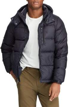 Polo Ralph Lauren Hooded Ripstop Down Jacket