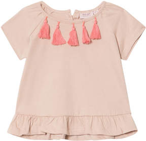 Mini A Ture Noa Noa Miniature Pink Short Sleeve T-Shirt