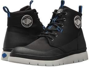 Palladium Pallasider Coated Mid Men's Shoes