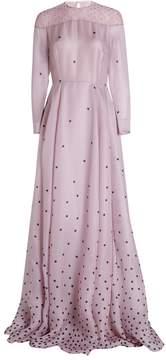 Emilia Wickstead Carlotta Long Sleeved Dress