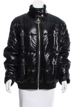 Courreges Short Puffer Coat