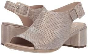 Ecco Shape 35 Block Slingback Women's Sling Back Shoes
