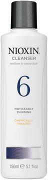 Nioxin System 6 Cleanser Shampoo - 5.1 oz.