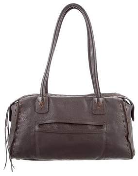 Carlos Falchi Fatto a Mano by Leather Shoulder Bag