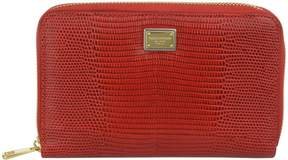 Dolce & Gabbana Wallet - RED - STYLE