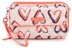 Vera Bradley RFID All in One Cross-Body Bag