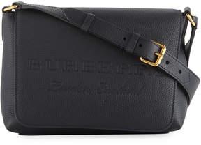 Burberry Burleigh Small Soft Leather Crossbody Bag, Black