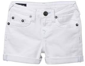 True Religion Audrey Boyfriend Shorts (Big Girls)