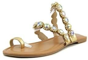 Thalia Sodi Womens Joya Open Toe Casual Slide Sandals.
