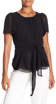1 STATE 1.State Wrap Front Tie Top