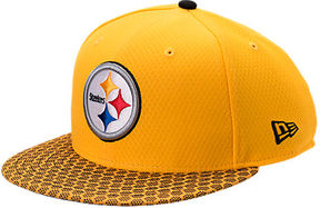 New Era Pittsburgh Steelers NFL Sideline 9FIFTY Snapback Hat