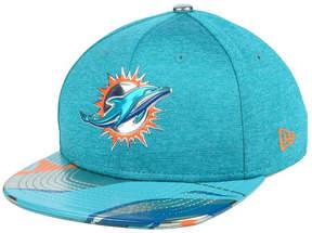 New Era Boys' Miami Dolphins 2017 Draft 9FIFTY Snapback Cap